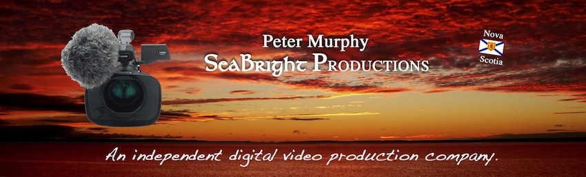 Peter Murphy - SeaBright Productions - An independent digital video production company